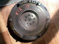 Маховик. Kia Bongo Двигатель J3