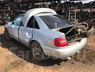 Audi A4. ПТС Ауди А4