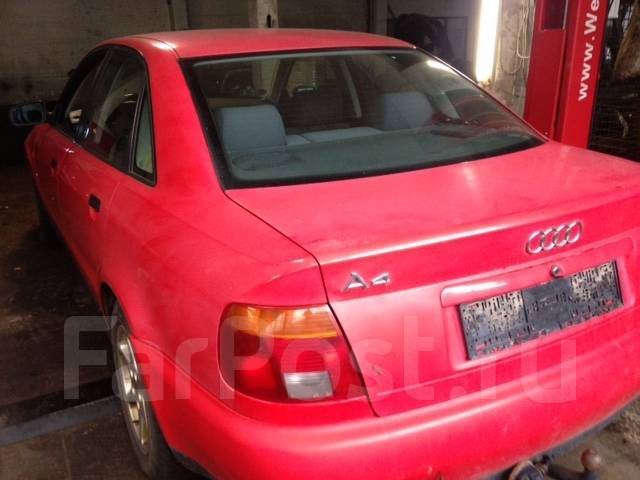 Поддон Audi A4 (B5) 1994-2000