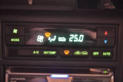 Блок управления климат-контролем. Subaru Forester, SF9, SF5 Двигатели: EJ205, EJ202, EJ201, EJ254