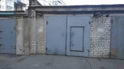 Гаражи капитальные. улица Днепровская 14, р-н Столетие, 43 кв.м., подвал. Вид снаружи