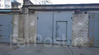 Гаражи капитальные. улица Днепровская 14, р-н Столетие, 43кв.м., подвал. Вид снаружи