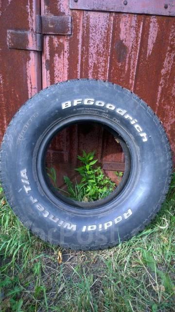 BFGoodrich Radial T/A. Всесезонные, 2006 год, износ: 40%, 2 шт