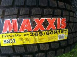 Maxxis SS-01 Presa SUV. Зимние, без шипов, 2016 год, износ: 5%, 4 шт