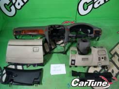 Панель приборов. Toyota Celsior, UCF30, UCF31 Двигатель 3UZFE