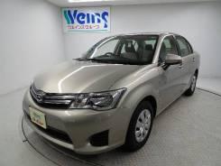 Toyota Corolla Axio. автомат, передний, 1.3, бензин, 6 тыс. км, б/п. Под заказ