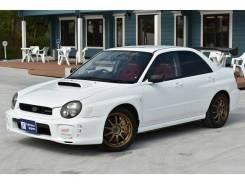 Subaru Impreza WRX STI. механика, 4wd, 2.0, бензин, 90 669 тыс. км, б/п, нет птс. Под заказ