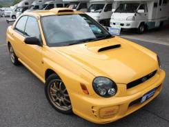 Subaru Impreza WRX STI. механика, 4wd, 2.0, бензин, 78 493 тыс. км, б/п, нет птс. Под заказ