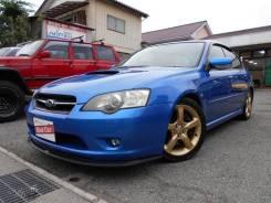 Subaru Legacy B4. автомат, 4wd, 2.0, бензин, 58 000тыс. км, б/п, нет птс. Под заказ