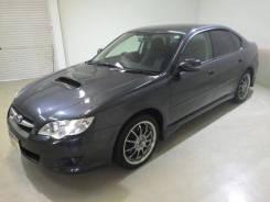 Subaru Legacy B4. автомат, 4wd, 2.0, бензин, 65 583тыс. км, б/п, нет птс. Под заказ