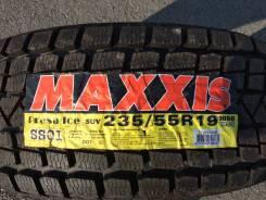 Maxxis SS-01 Presa SUV. Зимние, без шипов, 2015 год, без износа, 4 шт