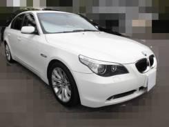 BMW 5-Series. WBANB32050B361630, N62B44A