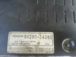 Усилитель магнитолы. Toyota Supra, JZA80 Двигатели: 2JZGTE, 2JZGE