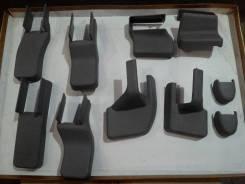 Накладки сидений передних Mazda Axela, CX-7, Mazda3, Training Car