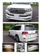 Обвес кузова аэродинамический. Toyota Land Cruiser, UZJ200W, UZJ200. Под заказ