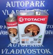 Totachi. Вязкость 5W-30, синтетическое