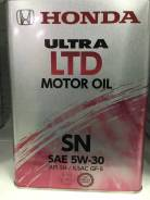 Honda Ultra Ltd. Вязкость 5W-30, гидрокрекинговое
