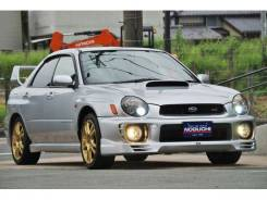 Subaru Impreza WRX STI. механика, 4wd, 2.0, бензин, 47 000 тыс. км, б/п, нет птс. Под заказ