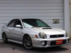 Subaru Impreza WRX STI. механика, 4wd, 2.0, бензин, 54 000 тыс. км, б/п, нет птс. Под заказ