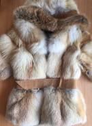 Шубы из лисы. 44, 46