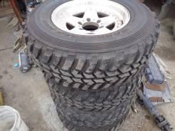 Dunlop Grandtrek MT2. Грязь MT, 2015 год, износ: 5%, 4 шт