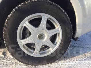 Bridgestone. 6.5x16, 5x100.00, 5x114.30, ET38, ЦО 56,1мм.
