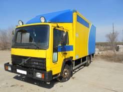 Volvo FL6. Вольво, 5 500 куб. см., 5 000 кг.