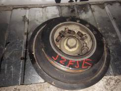 Шкив коленвала. Toyota: Mark II, Progres, Brevis, Crown Majesta, Mark II Wagon Blit, Verossa, Crown Двигатель 1JZFSE