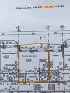 2-комнатная, улица Сабанеева 16в. Баляева, частное лицо, 52кв.м. План квартиры