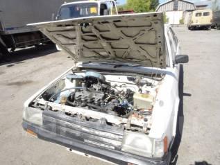 Карбюратор. Nissan Pulsar, HN12 Двигатели: E15E, E15S, E15T
