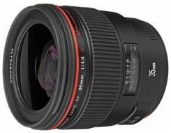 Объектиив Canon EF 35mm f/1.4L USM