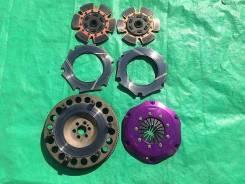 Сцепление. Nissan Skyline, BCNR33, ECR33, HR33, ER33, ENR33 Двигатель RB25DET