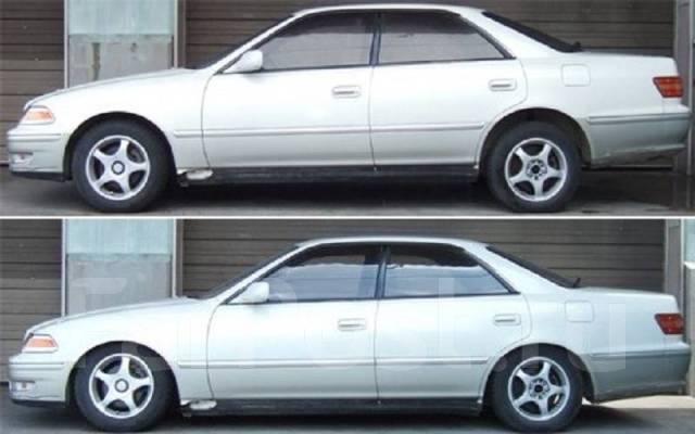 Койловер. Toyota Chaser, GX100, GX90, JZX100, JZX101, JZX90, JZX91 Toyota Cresta, GX100, GX90, JZX100, JZX101, JZX90, JZX91 Toyota Crown, GS151, GS151...