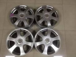 Комплект литых дисков №1620. 6.5x16, 5x100.00, 5x114.30, ET48