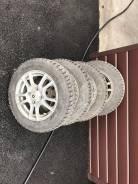 Продам комплект зимних колес на литых дисках. 5.0x13 4x100.00 ET-46