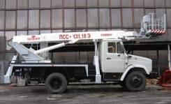 Услуги автовышки телескопическая 18м. Под заказ