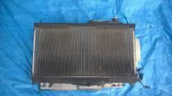 Радиатор охлаждения двигателя. Subaru Outback, BPE, BP9 Subaru Legacy, BP5, BL9, BP9, BL5 Subaru Legacy B4, BLE, BL5, BL9 Subaru Impreza, GJ2, GP2 Дви...