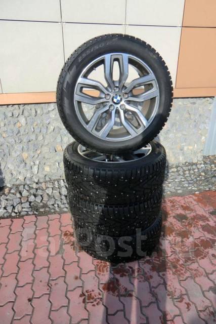 Pirelli Winter Ice Zero. Зимние, шипованные, износ: 5%, 4 шт