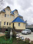 3-этажный коттедж с участком 12 соток в Угловом. Шоссейный переулок 4а, р-н Угловое, площадь дома 320кв.м., скважина, электричество 15 кВт, отоплени...