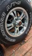 Продам комплект колёс. 6.5x16 5x139.70 ET20 ЦО 108,0мм.