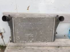 Радиатор охлаждения двигателя. Volkswagen Tiguan Двигатель TFSI