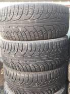 Bridgestone Dueler H/L 400. Зимние, шипованные, 2016 год, износ: 5%, 4 шт