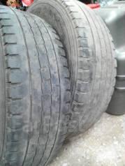 Dunlop SP LT 02. Всесезонные, 2008 год, износ: 60%, 2 шт