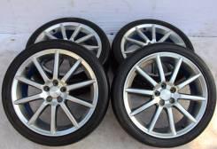 Колёса с шинами =Subaru= R18! 2012 год! (№ 60491). 7.0x18 5x100.00 ET55