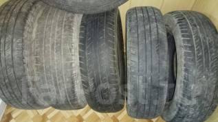 Dunlop Grandtrek PT2. Летние, износ: 40%, 5 шт