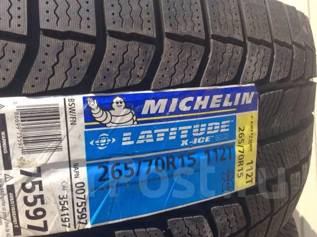 Michelin Latitude. Зимние, без шипов, без износа, 1 шт