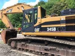 Caterpillar. Продам экскаватор CAT 345BL серия 2 (2002год), 10 200 куб. см., 3,00куб. м.
