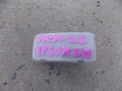 Подсветка. Toyota Ipsum, ACM26, ACM26W