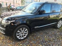 Land Rover Range Rover. автомат, 4wd, 5.0 (510 л.с.), бензин, 220 тыс. км