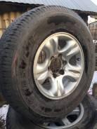 Bridgestone 738V. Зимние, шипованные, 2012 год, износ: 10%, 4 шт